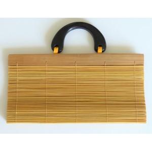 Sac Cabas bambou