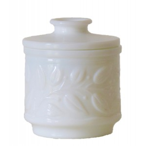 Ancien pot pharmacie opaline