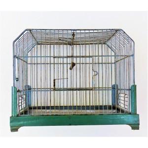 Cage a oiseaux ancienne