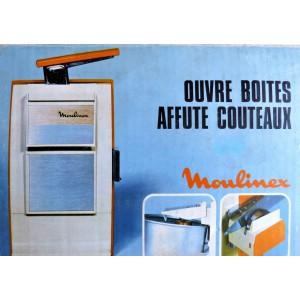 Ouvre-boites Moulinex,...