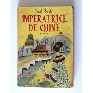 Livre Impératrice de chine...