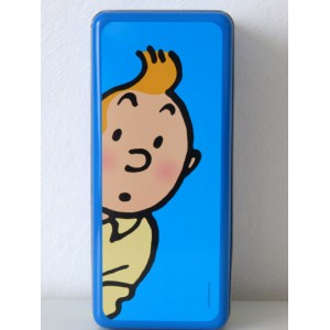 Boite biscuits TINTIN...