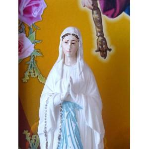 Statuette religieuse Lance