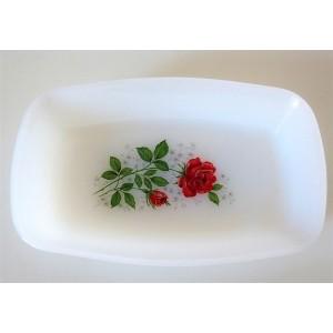 Arcopal Beurrier roses...