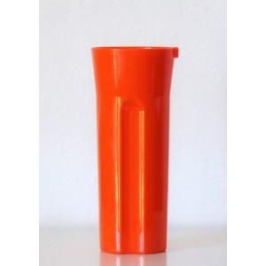 Grande carafe Orange 70's