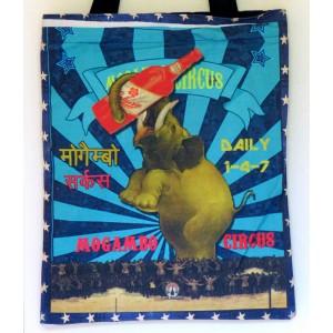 Tote-bag CIRCUS vintage
