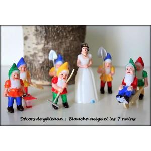 Blanche Neige & les sept...