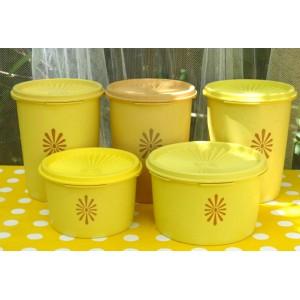 Boite Tupperware Soleil...
