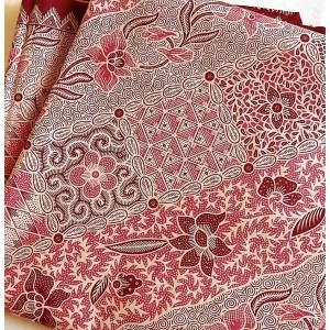 Batik Indonesien fleurs...