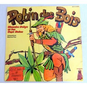 Disque 33T Robin des Bois,...