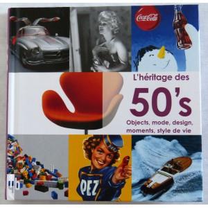 Livre L'heritage des 50's