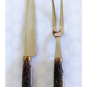 Couteau & fourchette 50's APA
