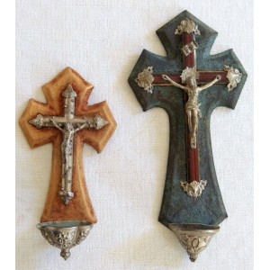 2 anciens crucifix...