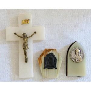 Lot Crucifix Inri et...