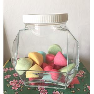Bocal bonbons vintage...