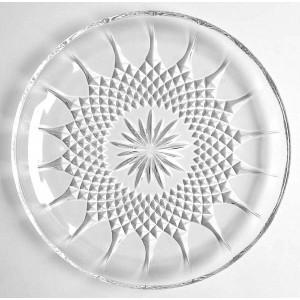 VENDU  - Plat cristal...
