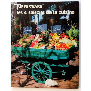 Livre Tupperware Les 4...