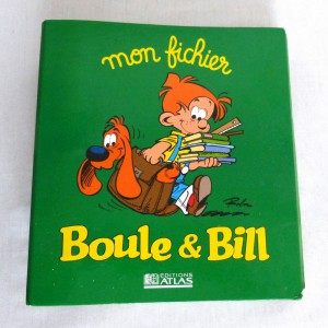 Classeur Mon Fichier Boule...