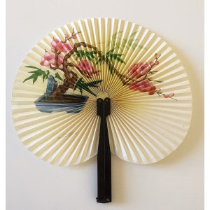 Eventail Chinois vintage