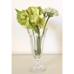 Vase vintage en verre