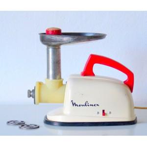 Moulinex Robot Hachoir 60's...
