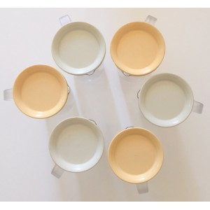 6 Pots verseurs Tupperware...