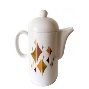 Cafetiere porcelaine...