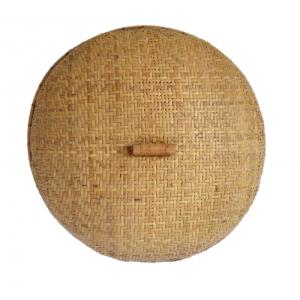 Grande cloche en bambou