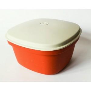 Boite Tupperware orange...