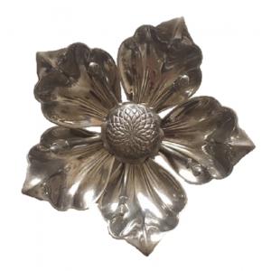 Cendrier fleur vintage...