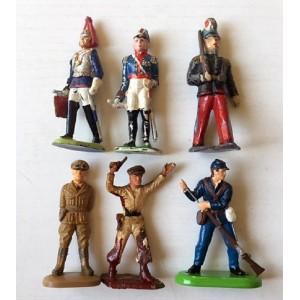 Soldats Figurines vintage