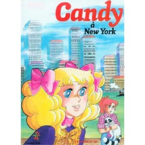 Livre Candy à New York 1981