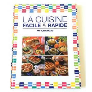 Livre Tupperware La cuisine...
