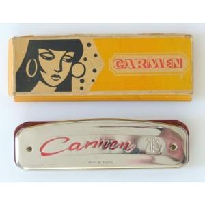 Harmonica Carmen ancien