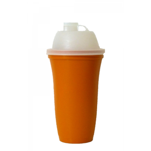 Shaker Tupperware orange...