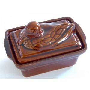 Terrine ceramique Canard...