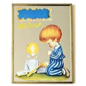 Cadre Miroir vintage Petit...