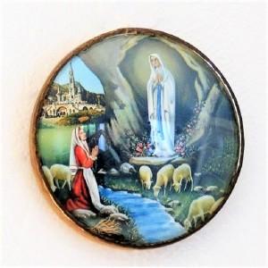 Cadre religieux decoratif a...