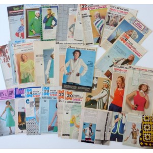Lot Magazines Cahiers...