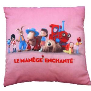 Coussin Le Manege enchante...