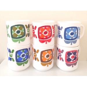 6 Mugs Arcopal Mobil...