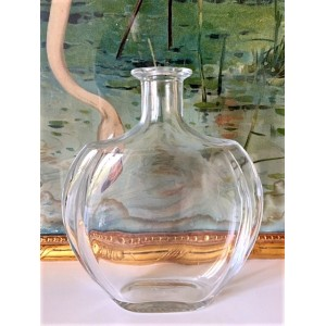 Ancien grand Flacon Vase en...