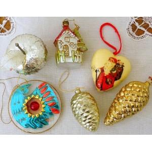 Boules Noel et decors de...