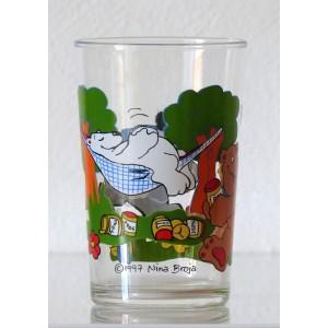 Deux verres illustres...