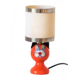 Petite lampe Tulipe vintage