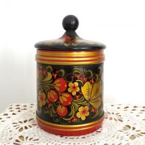 Grande boite Russe vintage...